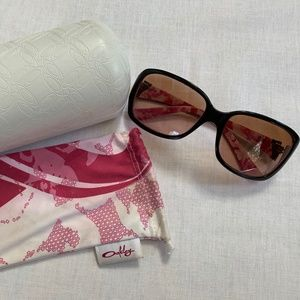 Oakley Special Breast Cancer Awareness Sunglasses